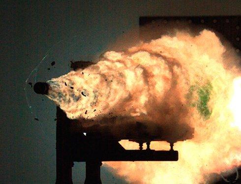 Пентагон продемонстрирует испытания электромагнитной пушки
