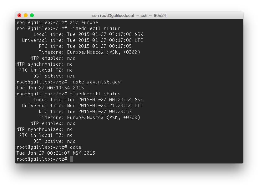 Практикум «Intel IoT». Galileo Gen2 — Linux & Arduino - 8