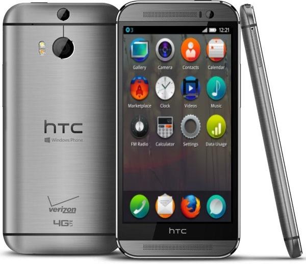 HTC FireFox OS