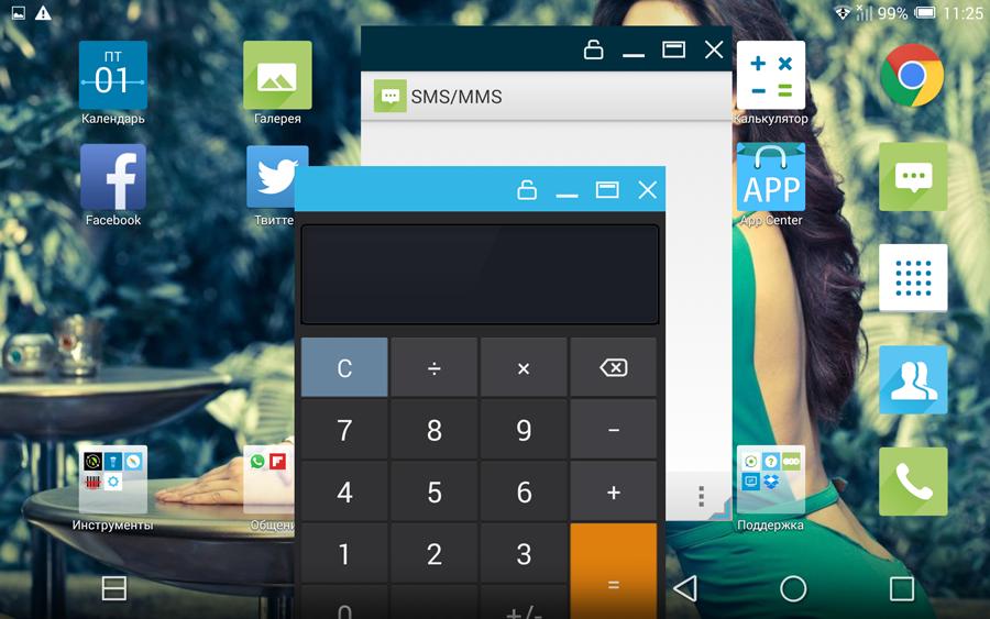 Обзор планшета Alcatel One Touch Hero 8 D820x: 8 ядер, металл, LTE и французские корни - 24