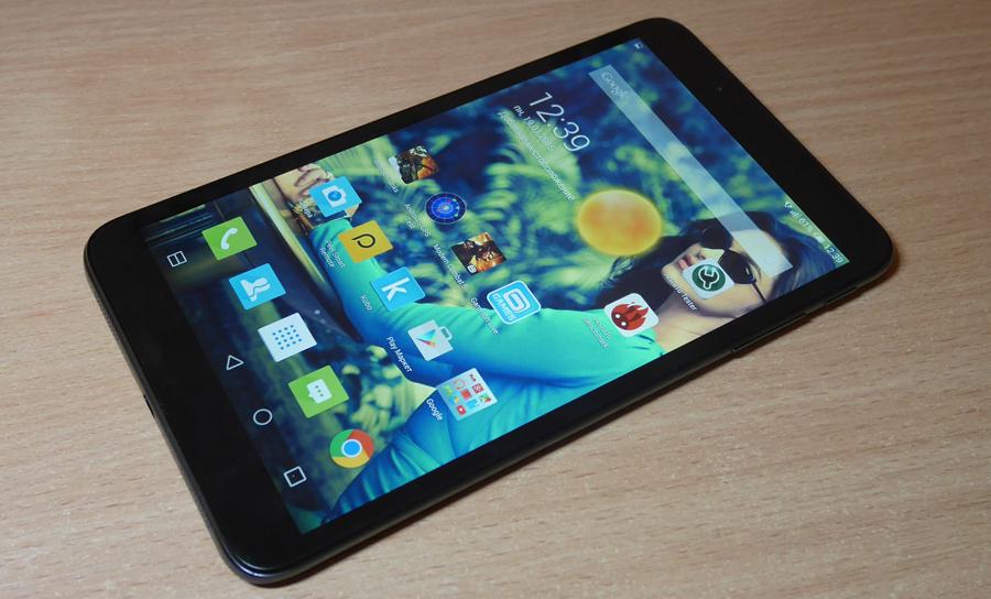 Обзор планшета Alcatel One Touch Hero 8 D820x: 8 ядер, металл, LTE и французские корни - 6