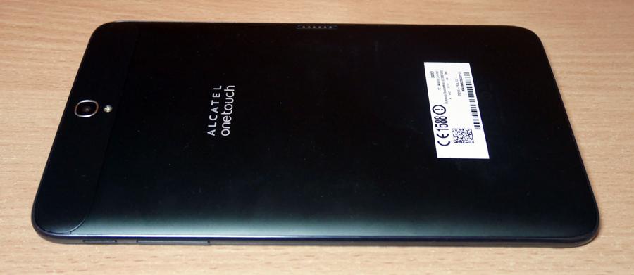 Обзор планшета Alcatel One Touch Hero 8 D820x: 8 ядер, металл, LTE и французские корни - 9