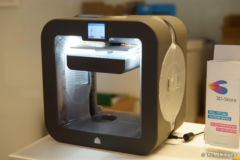 Обзор самых популярных 3D-принтеров: UP! Plus 2 и Cube 3 - 11