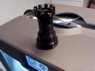 Обзор самых популярных 3D-принтеров: UP! Plus 2 и Cube 3 - 33