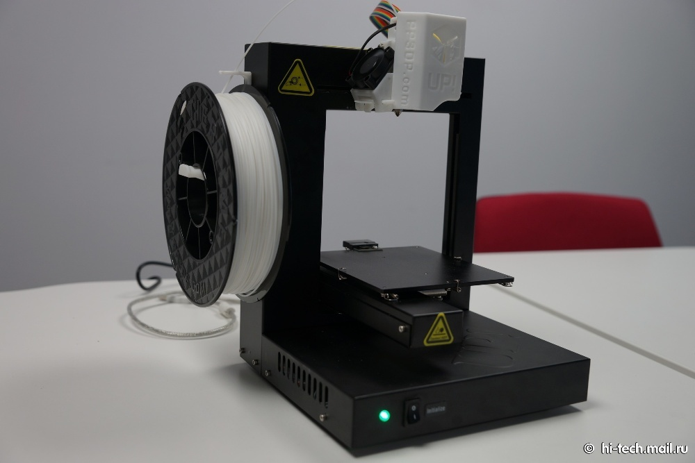 Обзор самых популярных 3D-принтеров: UP! Plus 2 и Cube 3 - 34