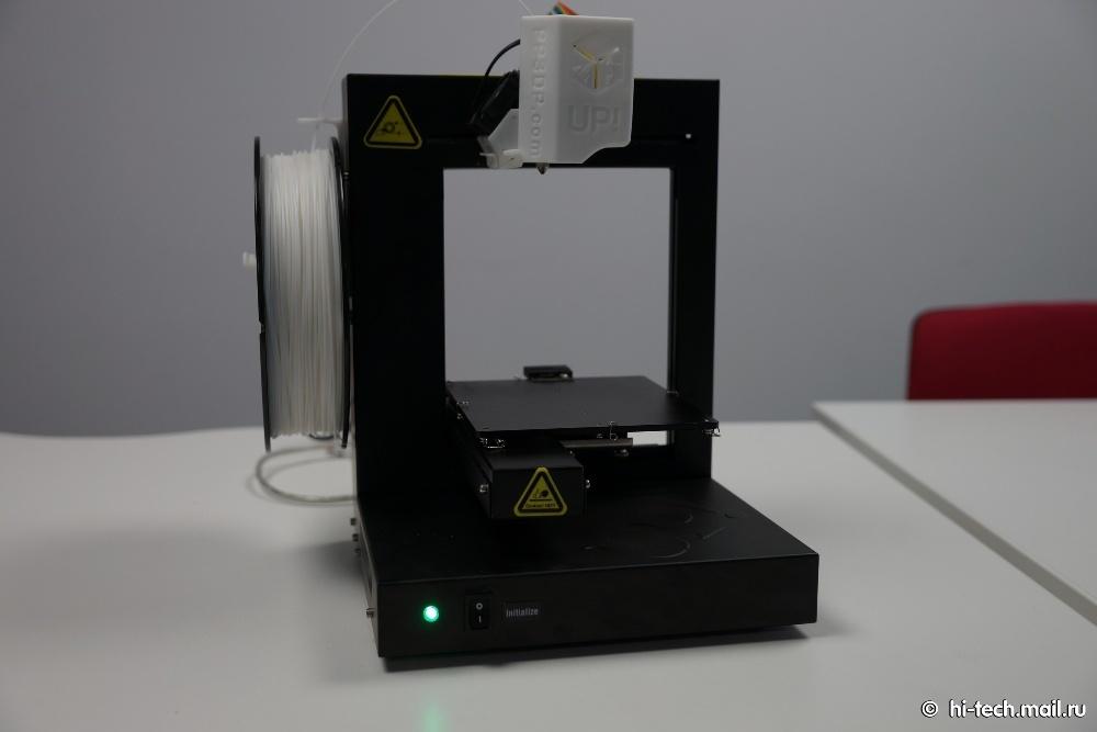 Обзор самых популярных 3D-принтеров: UP! Plus 2 и Cube 3 - 35