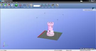 Обзор самых популярных 3D-принтеров: UP! Plus 2 и Cube 3 - 46