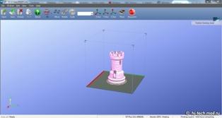 Обзор самых популярных 3D-принтеров: UP! Plus 2 и Cube 3 - 48