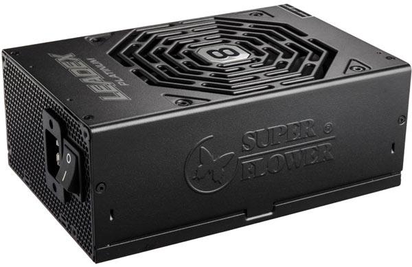 Цена блока питания 8Pack 2000W Super Flower — 370 евро