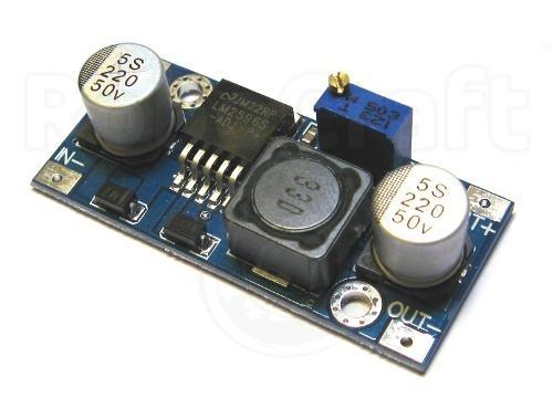 Робот на RaspberryPi, Arduino и RaspiCam + OpenCV. Часть 1 Обзорная - 16