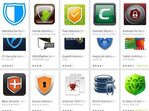 Android приложения, которых следует избегать