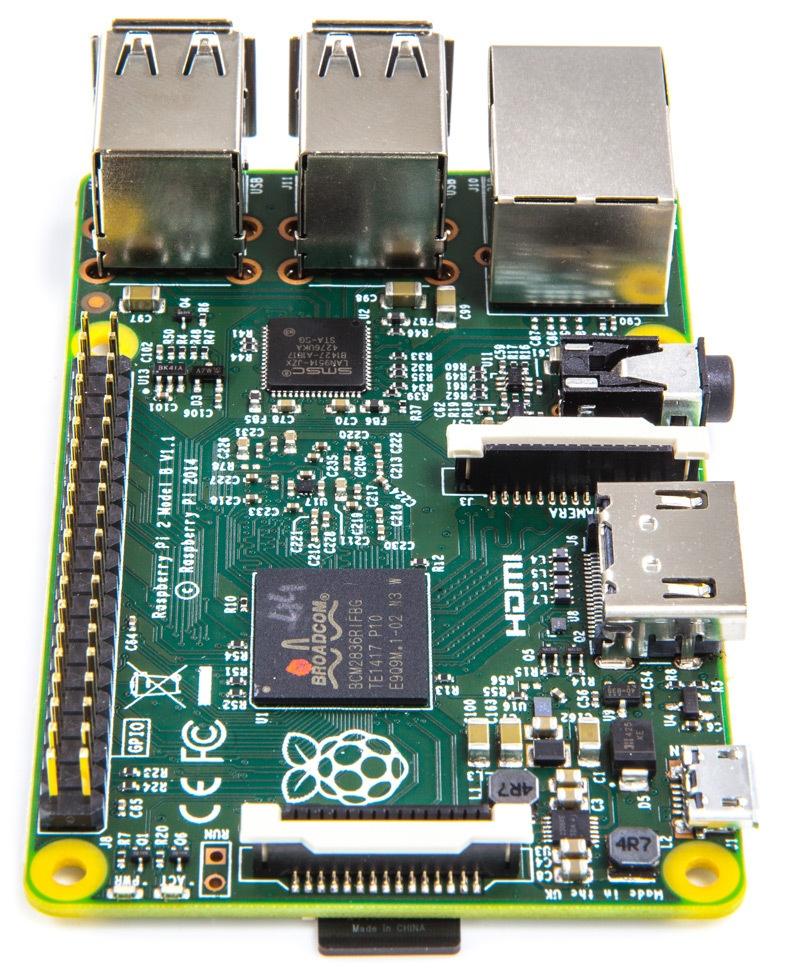 Raspberry Pi 2: 4 ядра, гигабайт ОЗУ, в шесть раз больше производительности - 4