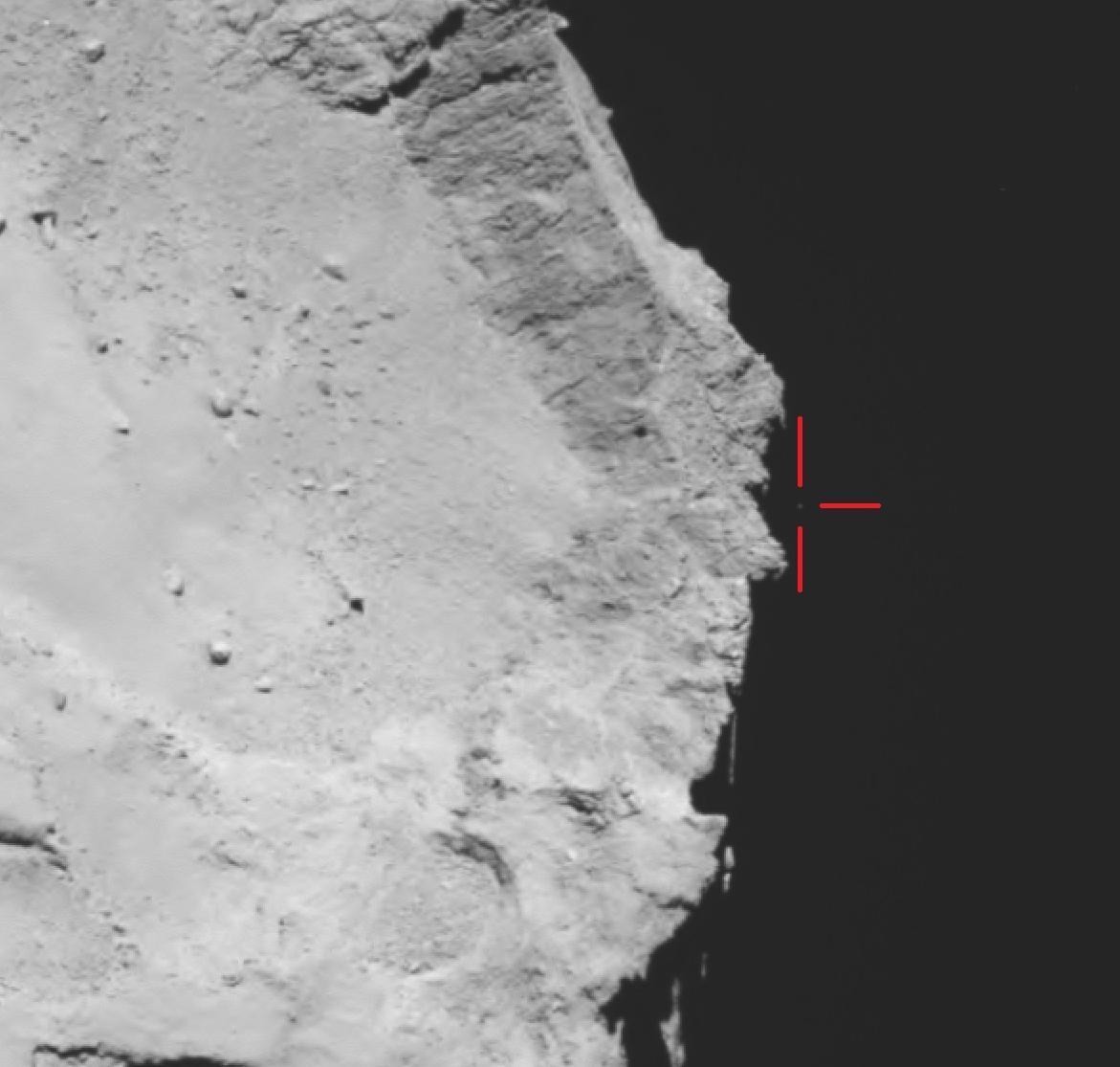 ЕКА опубликовало новые фотографии посадки «Филы», которые могут помочь найти аппарат - 1