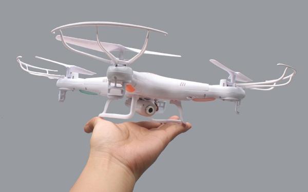 Глазастый мух или выбираем квадрокоптер с камерой за 40$ - 4