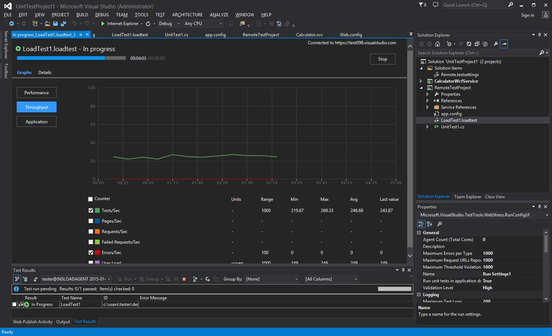 Инструменты тестирования Visual Studio Online, опыт использования и сравнение с ручным подходом - 14