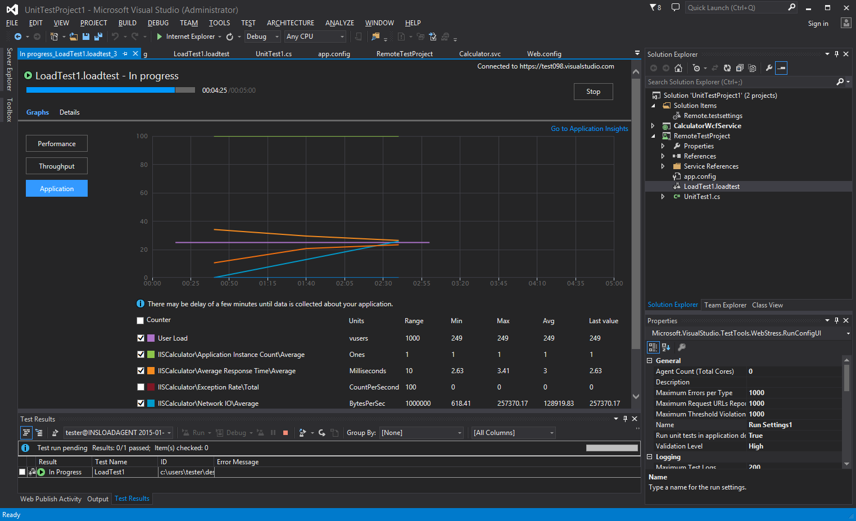 Инструменты тестирования Visual Studio Online, опыт использования и сравнение с ручным подходом - 15