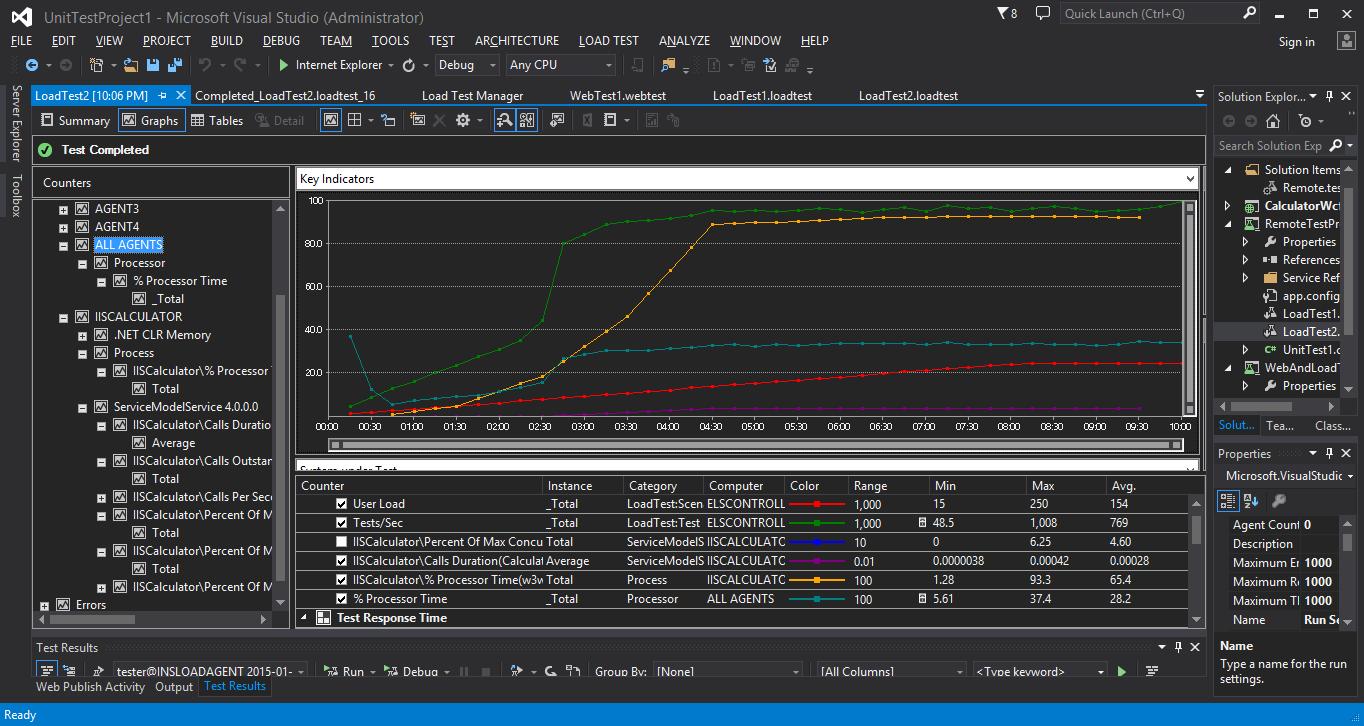 Инструменты тестирования Visual Studio Online, опыт использования и сравнение с ручным подходом - 18