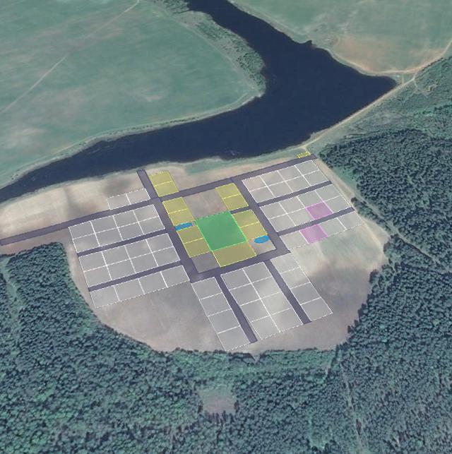 Как с нуля построить коттеджный поселок. Часть вторая – межевание - 2