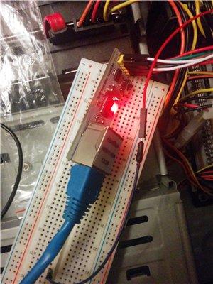 Как я искал идею для первого проекта на Arduino или Wake-on-LAN на Arduino - 4