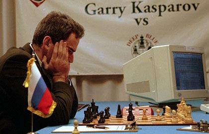 Каспаров против Deep Blue. Часть II: Филадельфийский эксперимент - 6