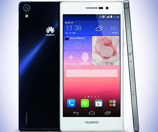 Смартфон Huawei P8 будет представлен в Лондоне через полтора месяца