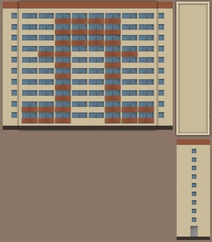 Проект 3D ГИС городского пространства - 2