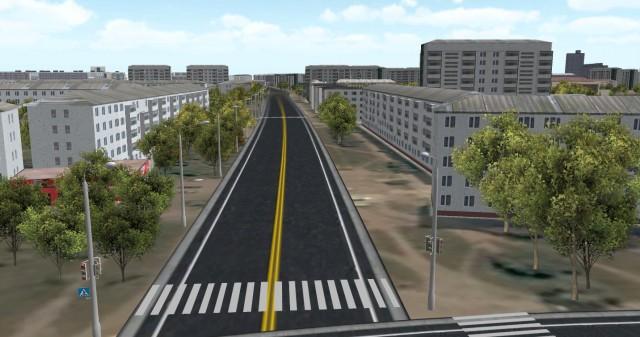 Проект 3D ГИС городского пространства - 5