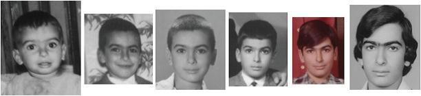 Система автоматической оценки возраста по изображениям лиц - 57