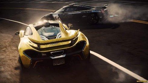 Ведется разработка новой части Need for Speed