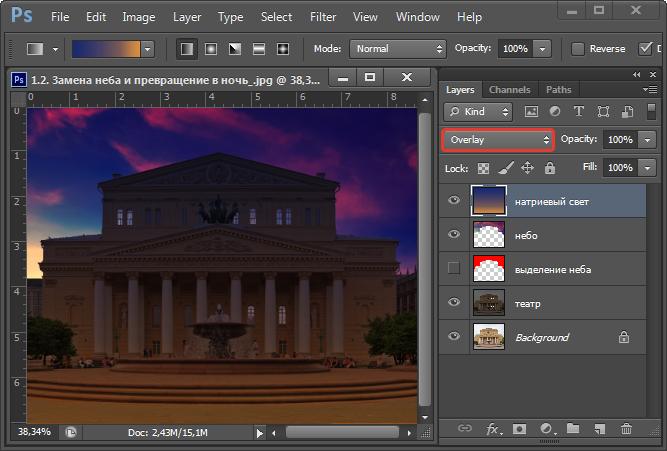 Визуализация архитектурного освещения - 10
