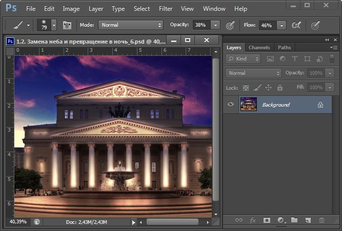 Визуализация архитектурного освещения - 21