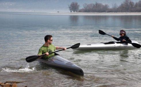 Backyak   универсальное плавательное средство