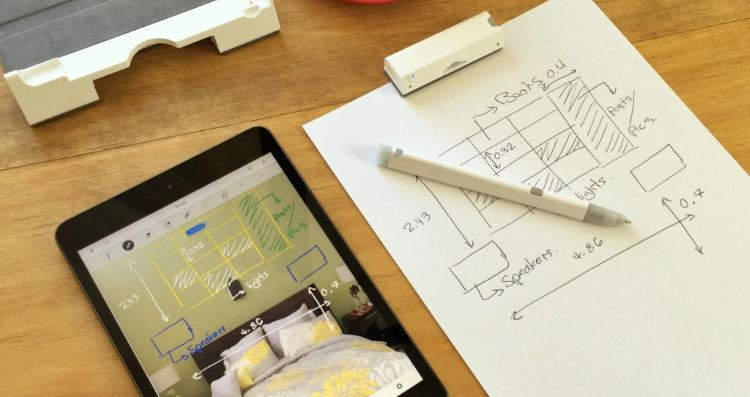 Equil Smartpen 2: ручки тоже могут быть умными - 1