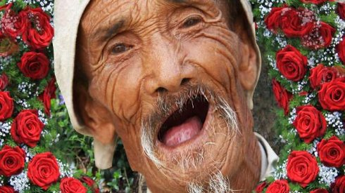 На похоронах в Китае неожиданно восстал умерший