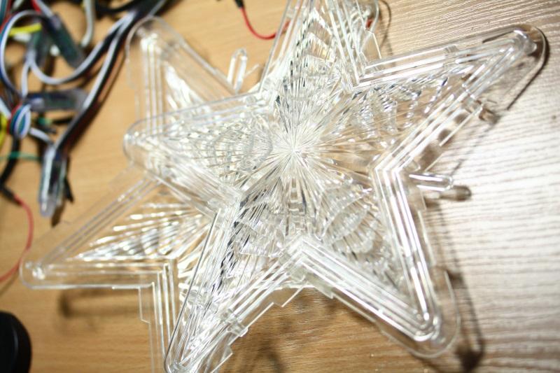 Новогодняя звезда с Wi-Fi на базе ESP8266 - 4