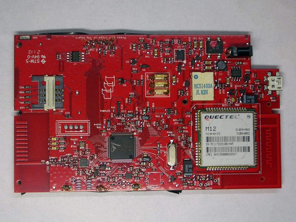 Тестирование многофункциональной системы безопасности с универсальными датчиками и оповещением по GSM - 9