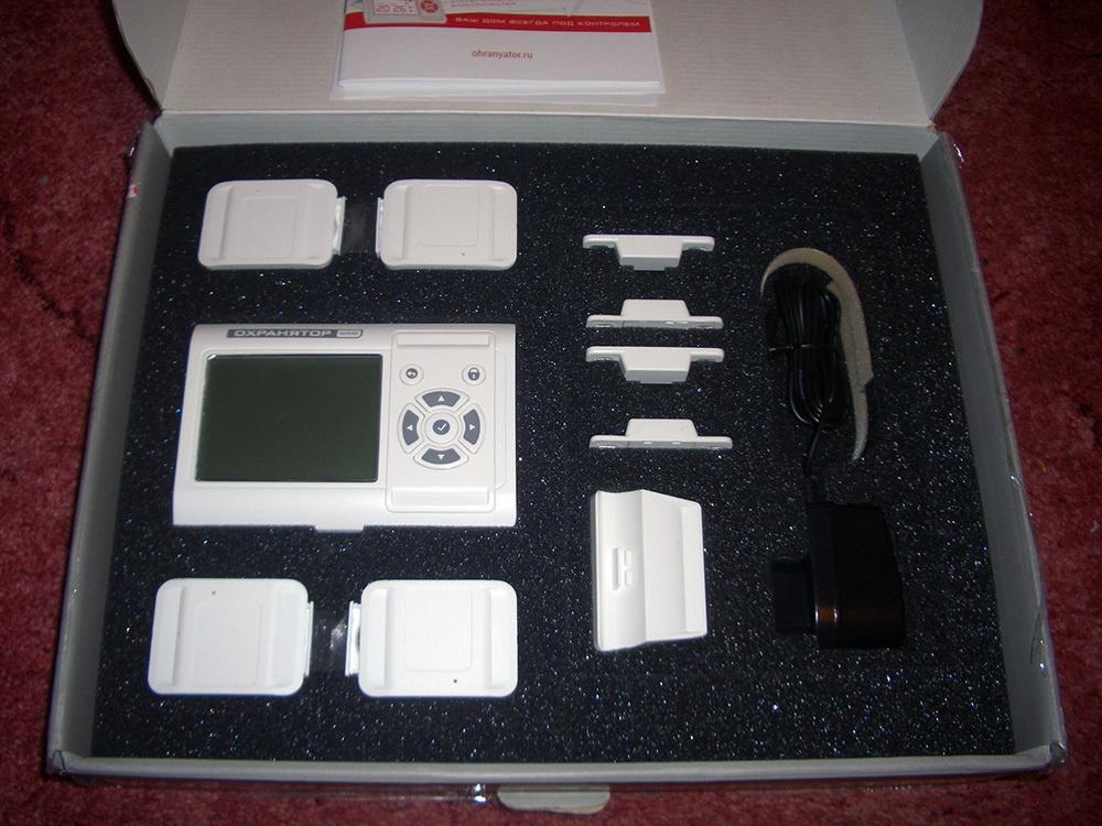 Тестирование многофункциональной системы безопасности с универсальными датчиками и оповещением по GSM - 1