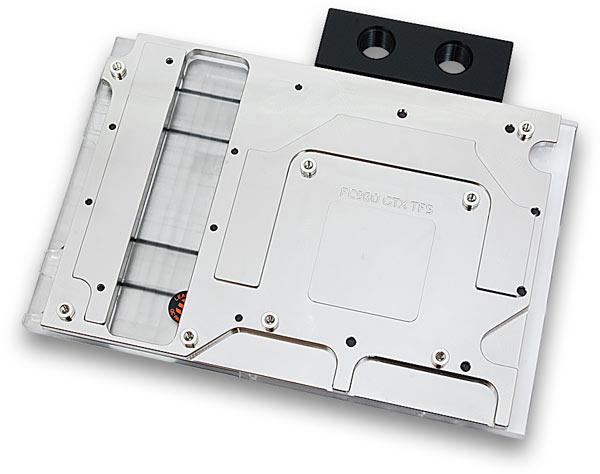 Водоблок EK-FC980 GTX TF5 предназначен для 3D-карт MSI GTX 980 Gaming 4G