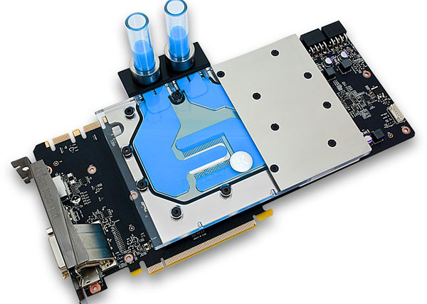 Водоблок EK-FC980 GTX TF5 предназначен для 3D-карт MSI GTX 980 Gaming 4G - 1