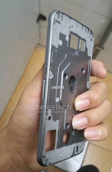 Корпус Samsung Galaxy S6