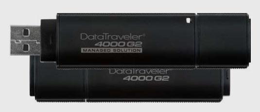 Kingston Digital DataTraveler 4000 Gen. 2 и DataTraveler 4000 Gen. 2 Management Ready