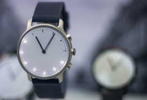 Французский производитель Nevowatch представил часы для фитнеса