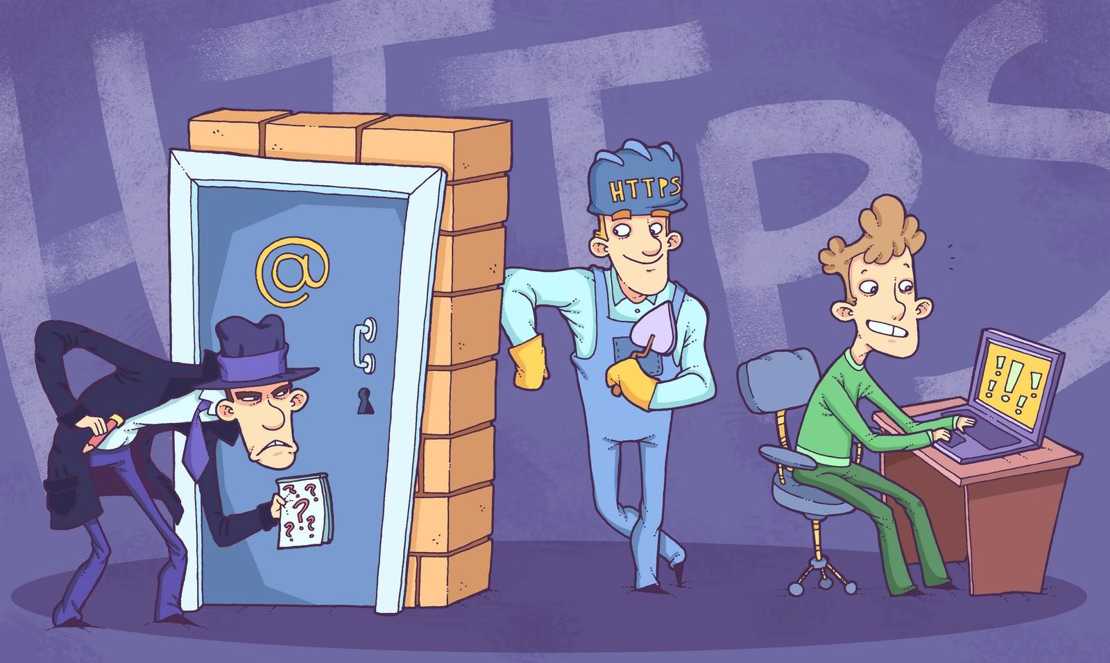 Как мы реализовали HTTPS на главной странице портала Mail.Ru - 1