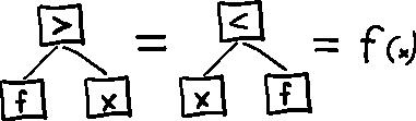 Не-фон неймановский компьютер на базе комбинаторной логики - 3