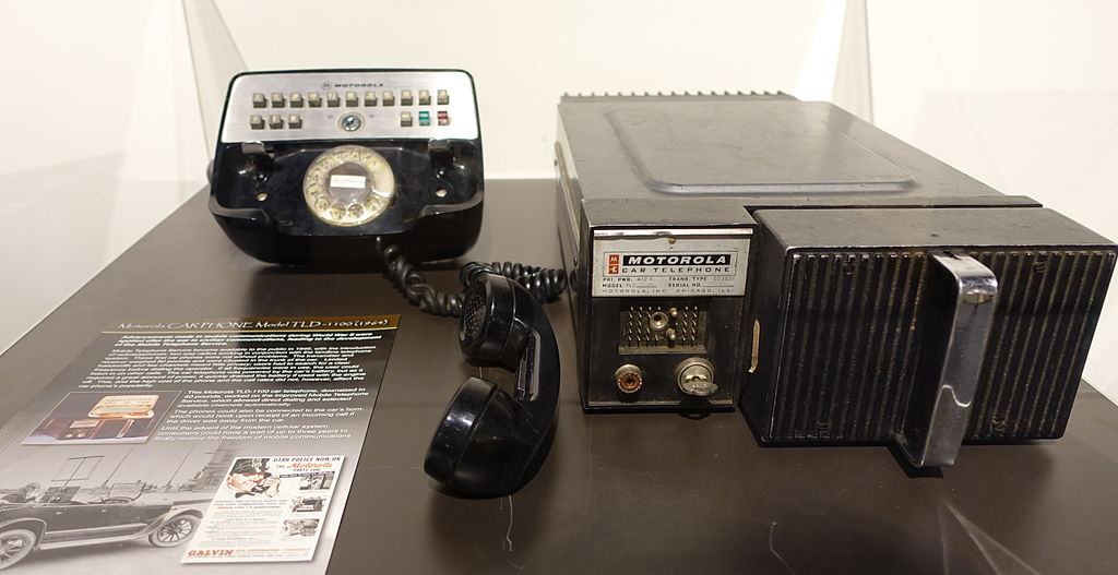 Радиотелефон Motorola