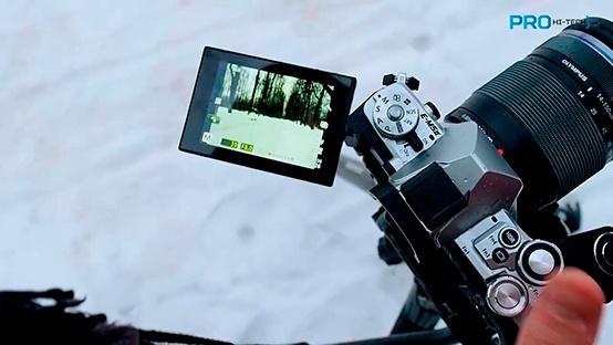 Olympus представила камеру с уклоном в съемку видео и возможностью делать снимки до 64 Мпикс - 2