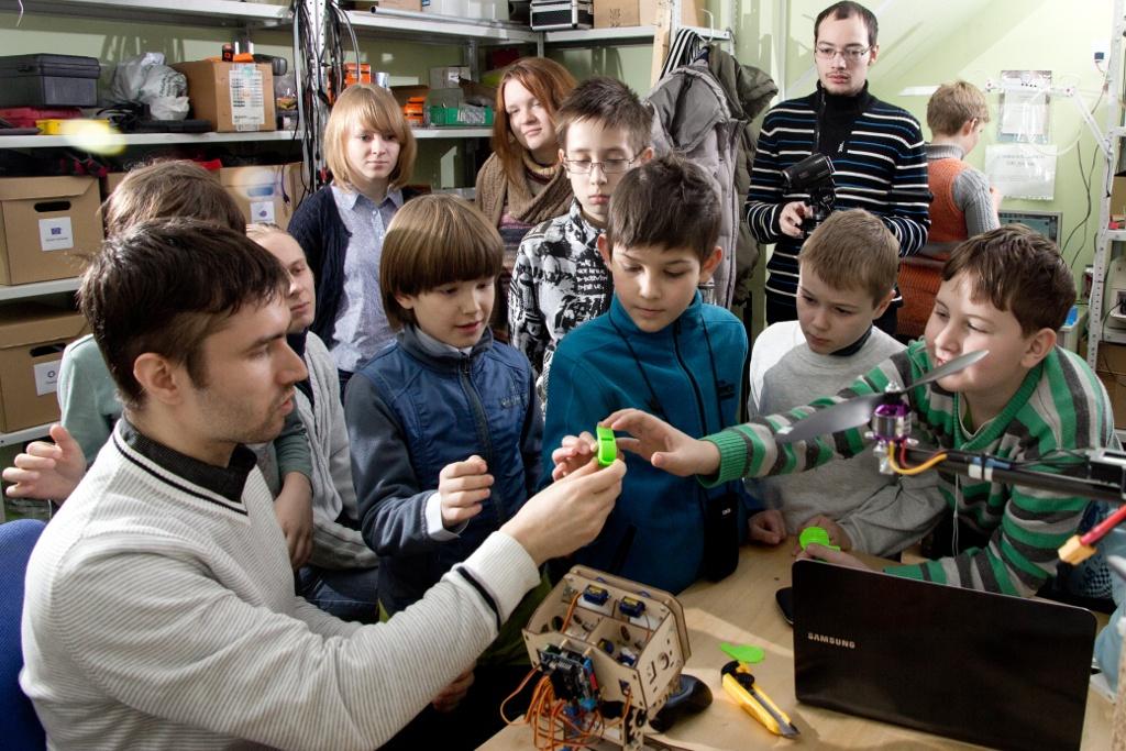 Фестиваль «Город ТехноТворчества» проходит в Екатеринбурге - 13