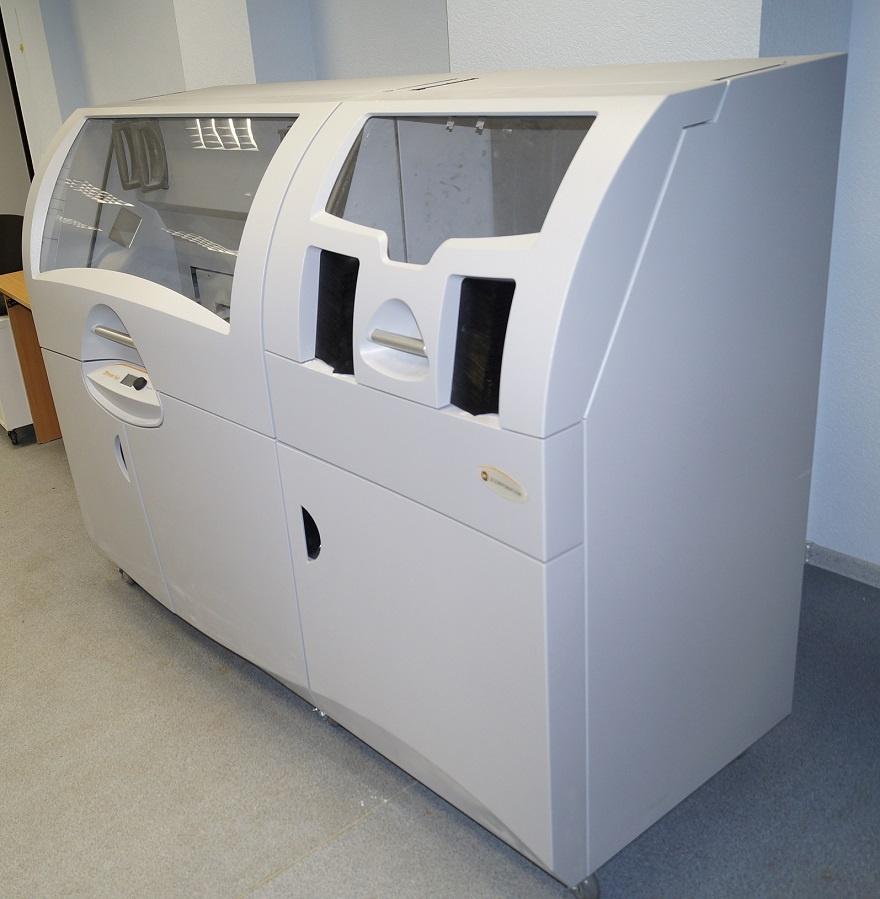 Порошковый 3д принтер