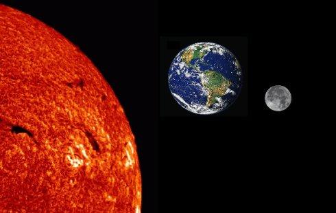 Гибель Солнца на эффектном видео NASA