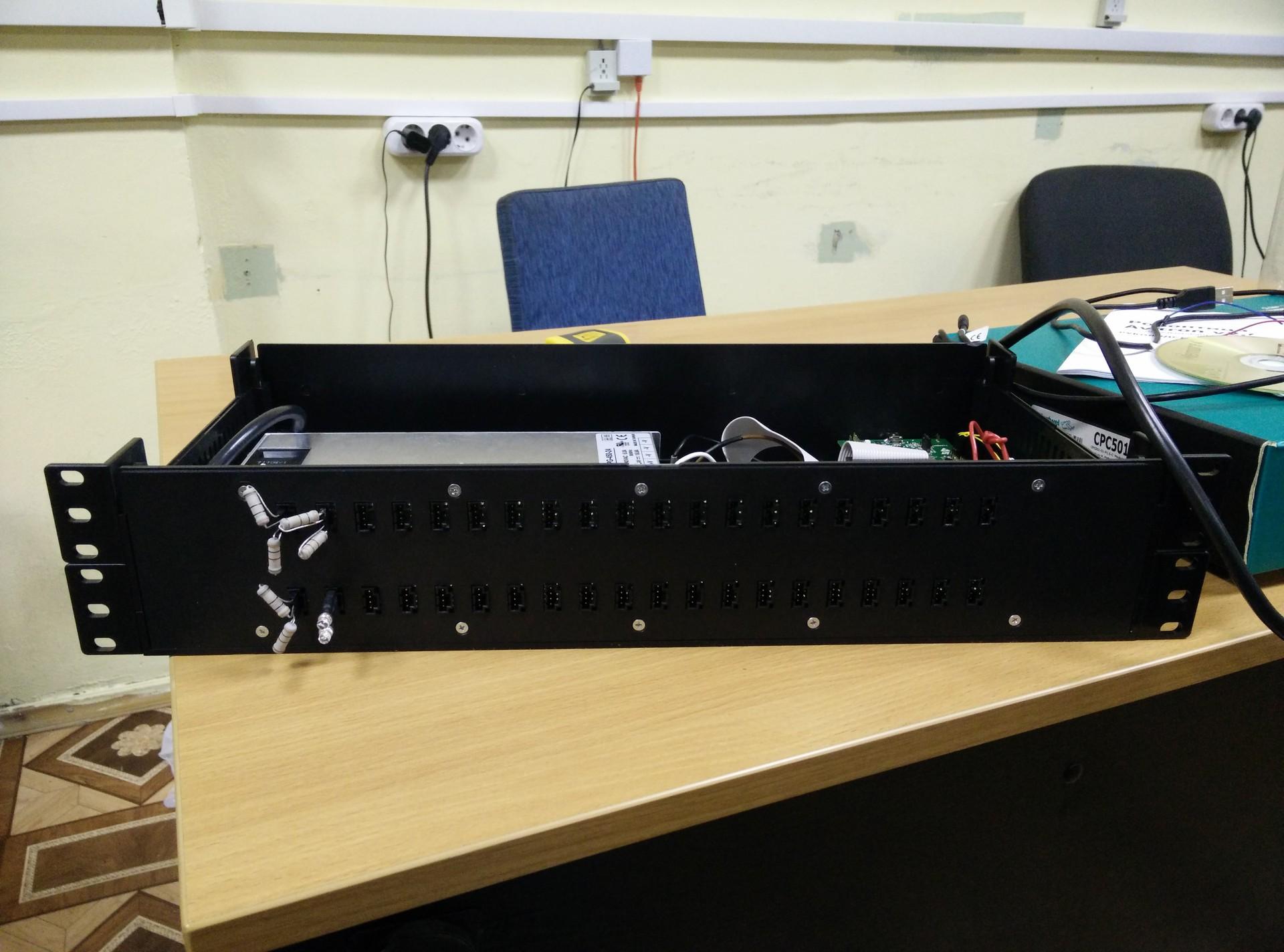 Как мы строили систему аварийной сигнализации дата-центра - 6